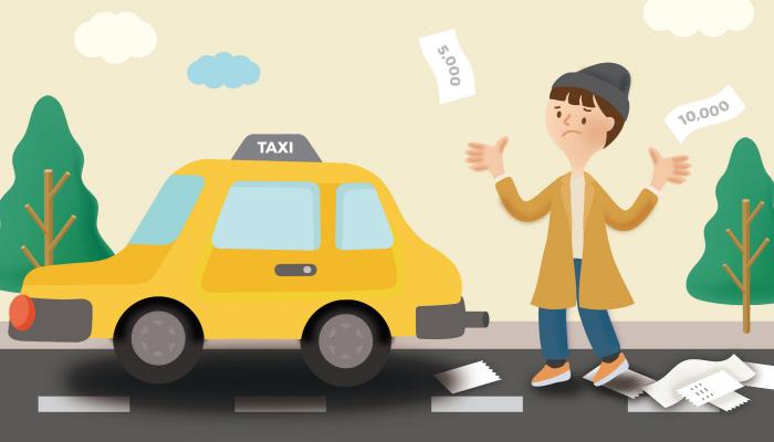 [매콤짭짤 솔로가계부] 툭하면 출근길 택시, 아침잠도 '돈'