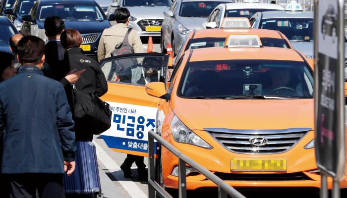 택시요금 5년 만의 인상, 누굴 위한 걸까