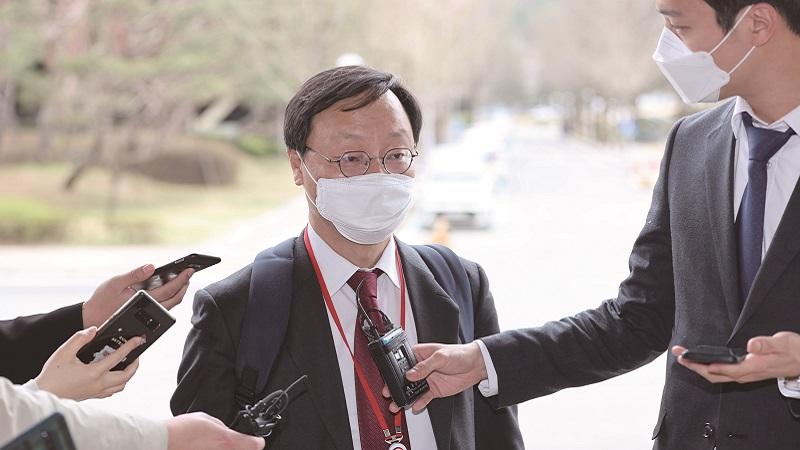 검사 출신 김영종 변호사는 지난 3월 국민의힘 추천으로 공수처 인사위원으로 위촉됐다.[사진=뉴시스]